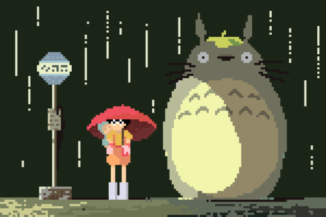 My Neighbor Totoro: I wish I could find one behind my dumpster