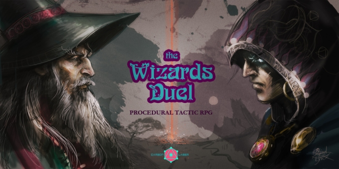 MyIndiePixel Wizards Duel Game 3